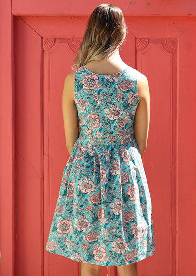 Dorothy Dress Perfect Peony