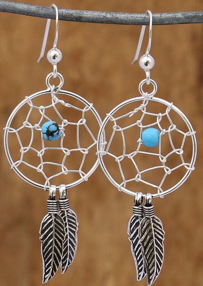 Dream Catcher Double Feather