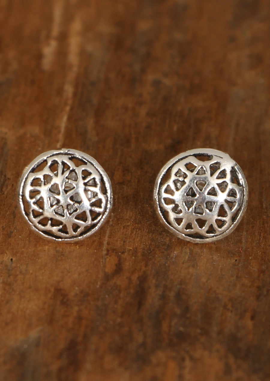 Flower of Life Studs