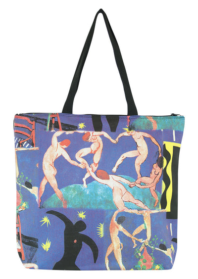 Art Print Bag Matisse Dancers