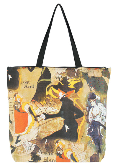 Art Print Bag Can Can