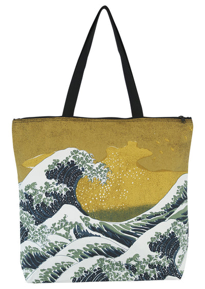 Art Print Bag The Wave