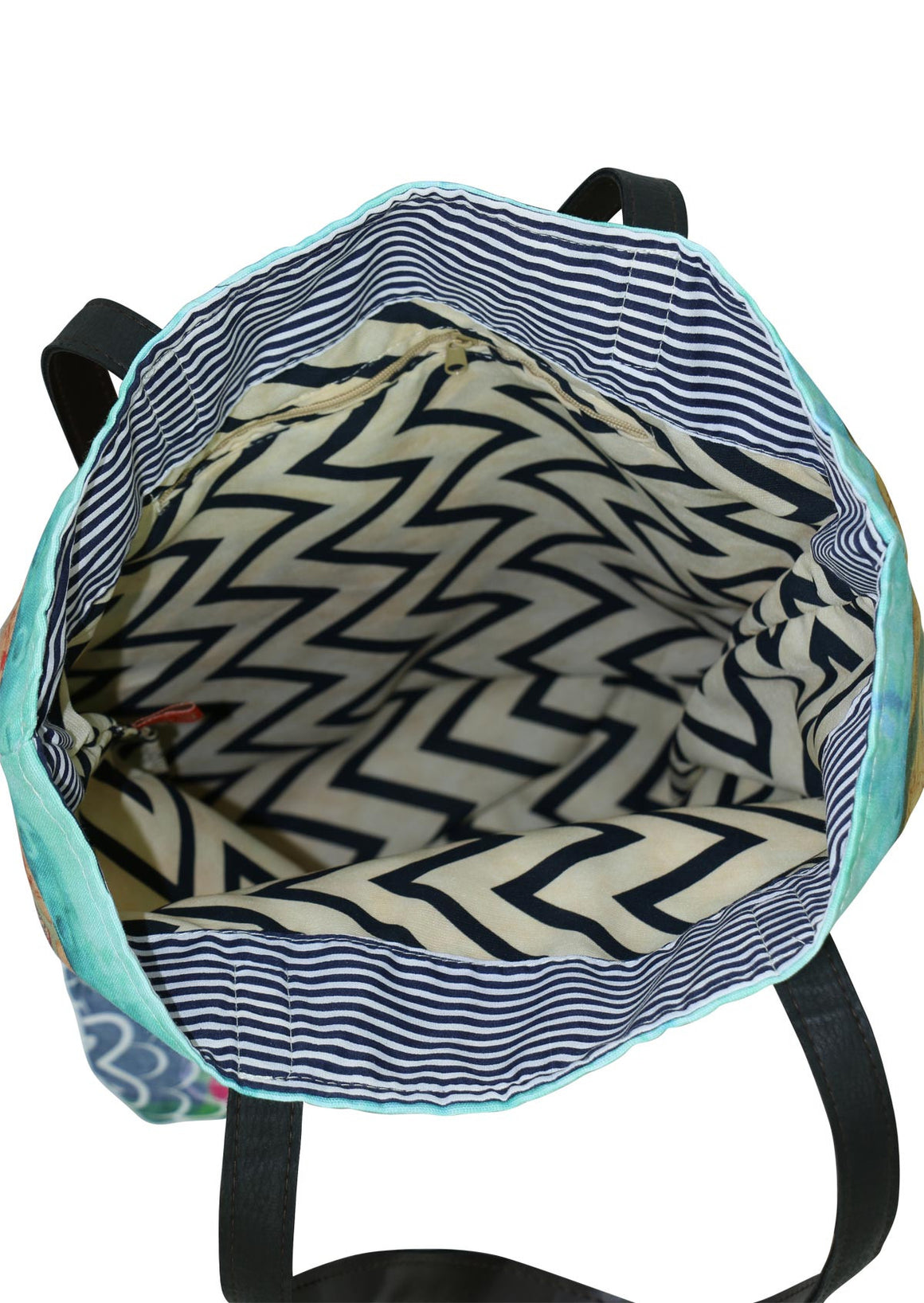 Bolivia Printed Bag