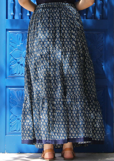 Maxi Skirt Bluebell