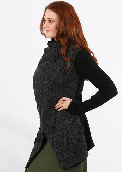Tauriel Jacket Black/Charcoal