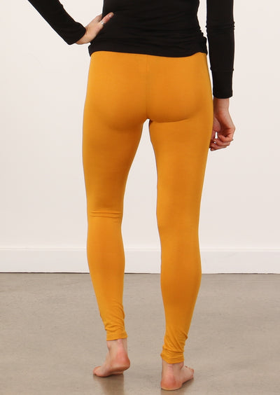 Leggings Mustard