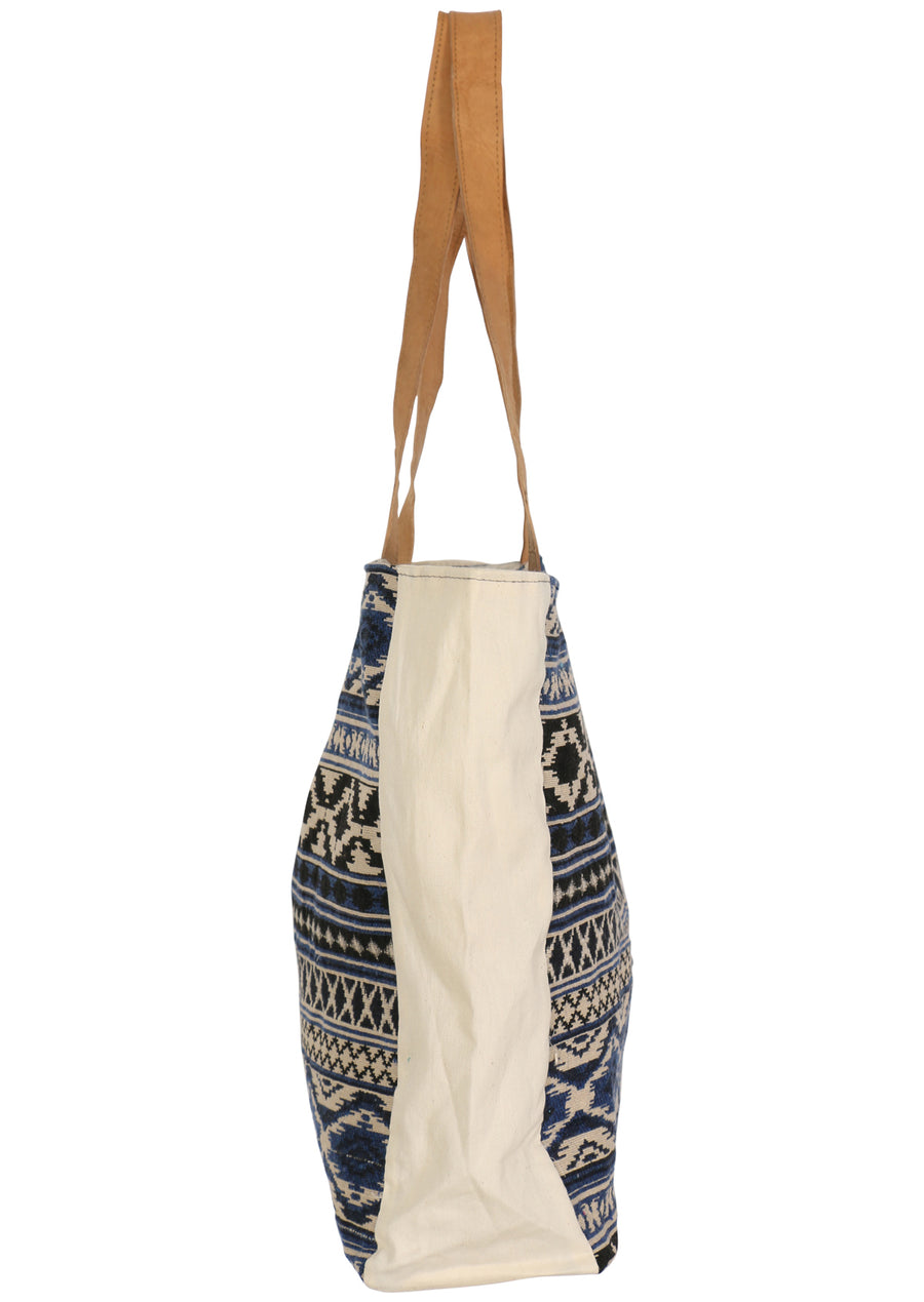 Inuit Large Bag Blue