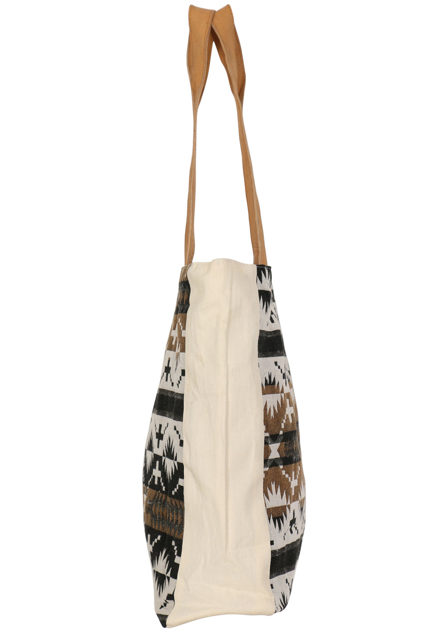 Inuit Large Bag Brown