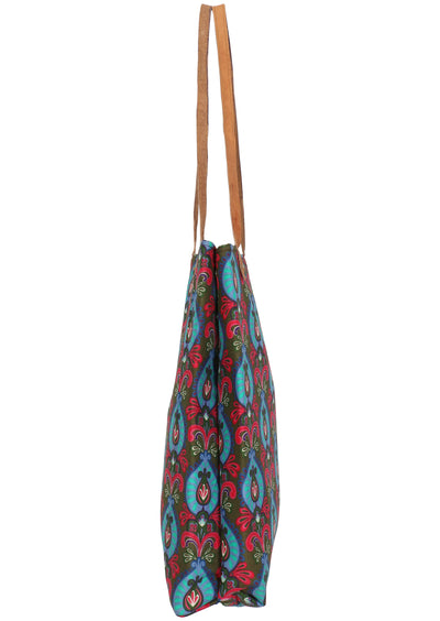 Tulip Fountain Printed Bag