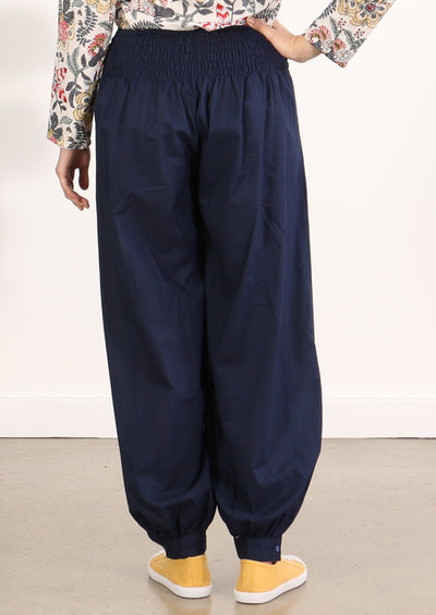 Acapulco Pants Navy