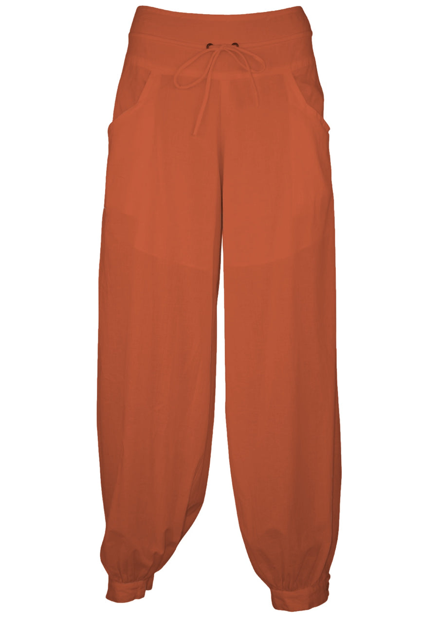 Acapulco Pants Rust