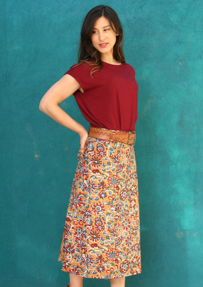 Belt Loop Skirt Nevada