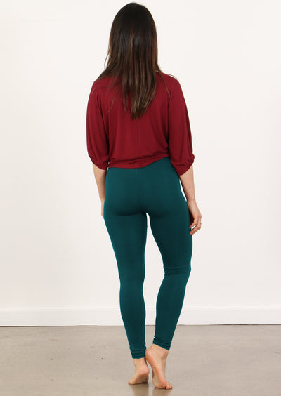 Leggings Teal