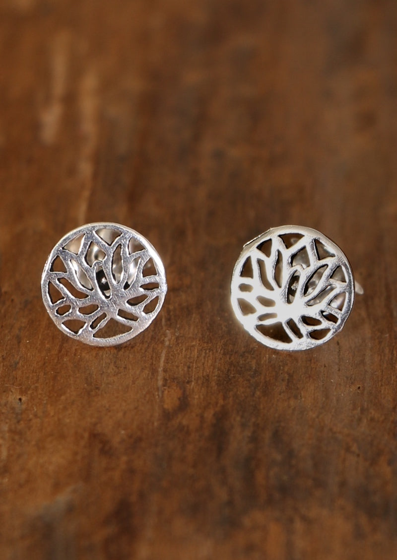 Little Lotus Studs