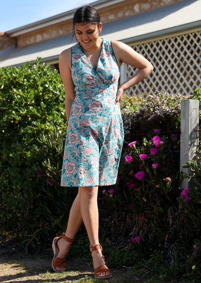 Merisol Dress Perfect Peony