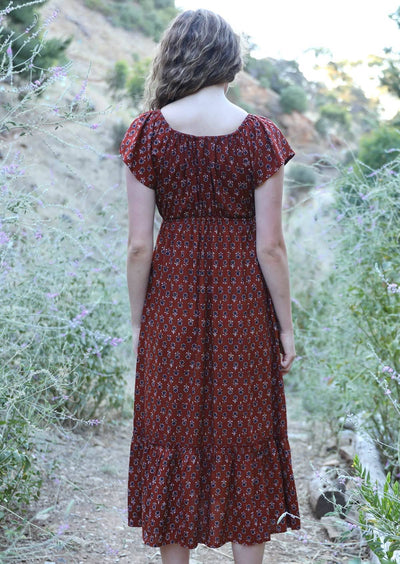 Nakita Dress Daisy