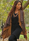 Tauriel Jacket Mustard/Brown