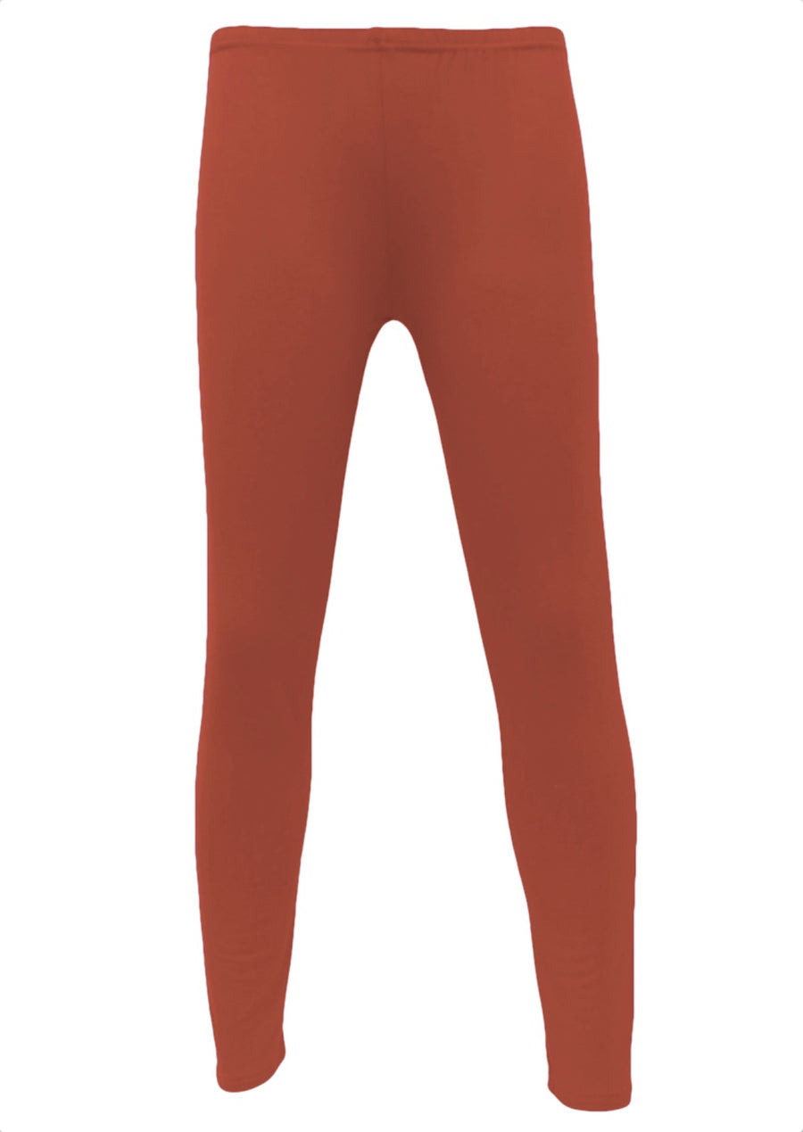 Leggings Terracotta