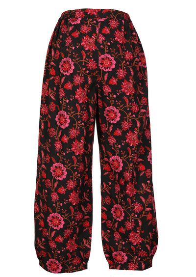 Greta Pants Raspberry Swirl