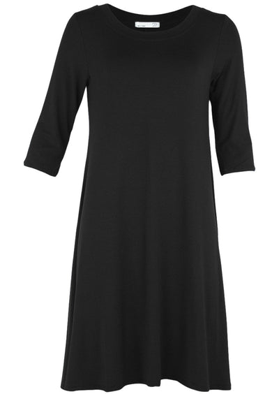 Half Sleeve Jersey Dress