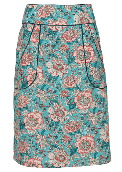 Bridgette Skirt Perfect Peony