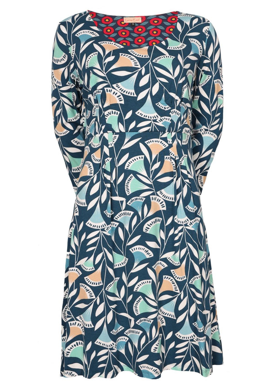 Pippa Dress Vines