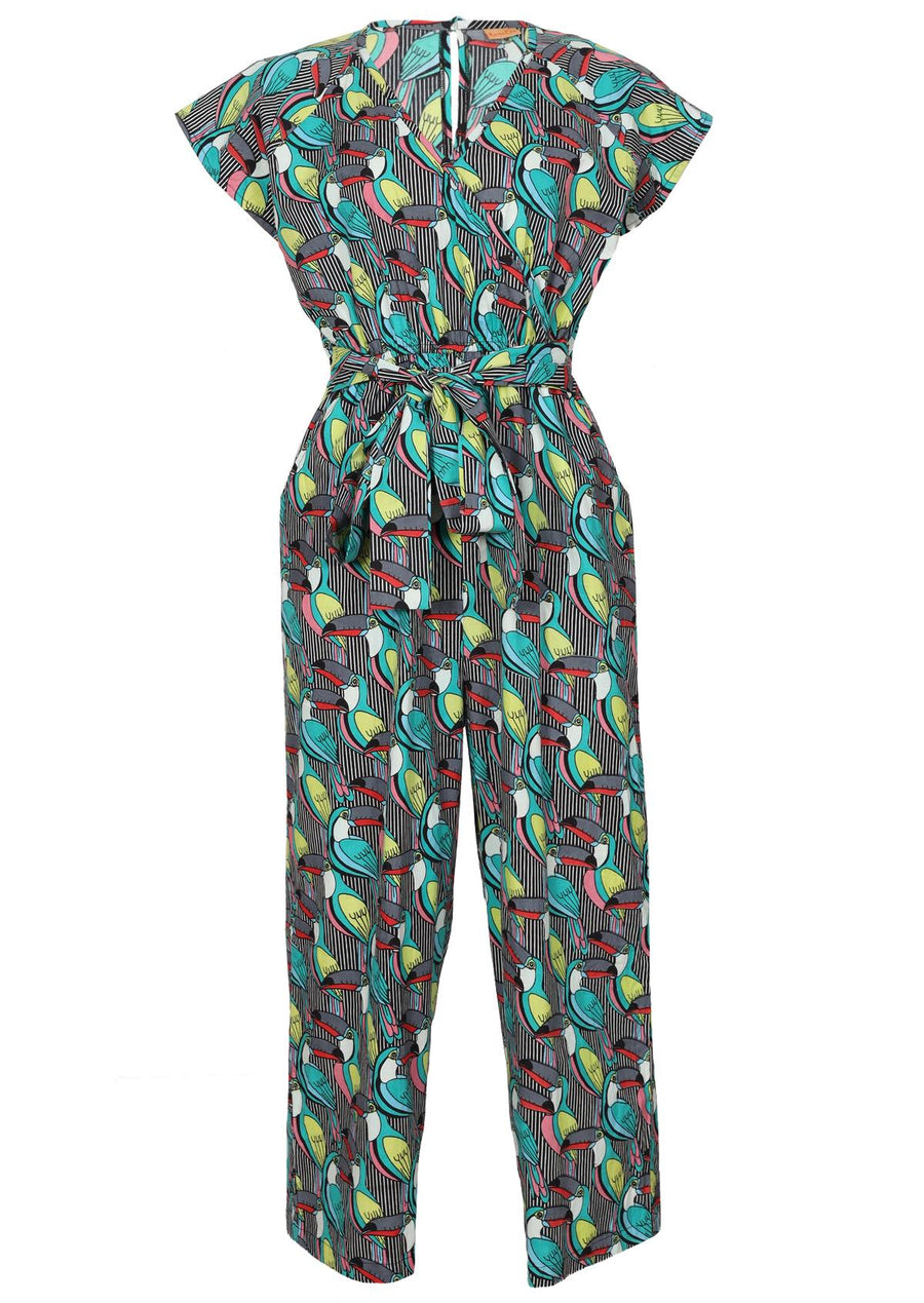 Jarita Jumpsuit Toucan Too
