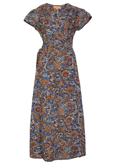 Francesca Dress Blue Moon