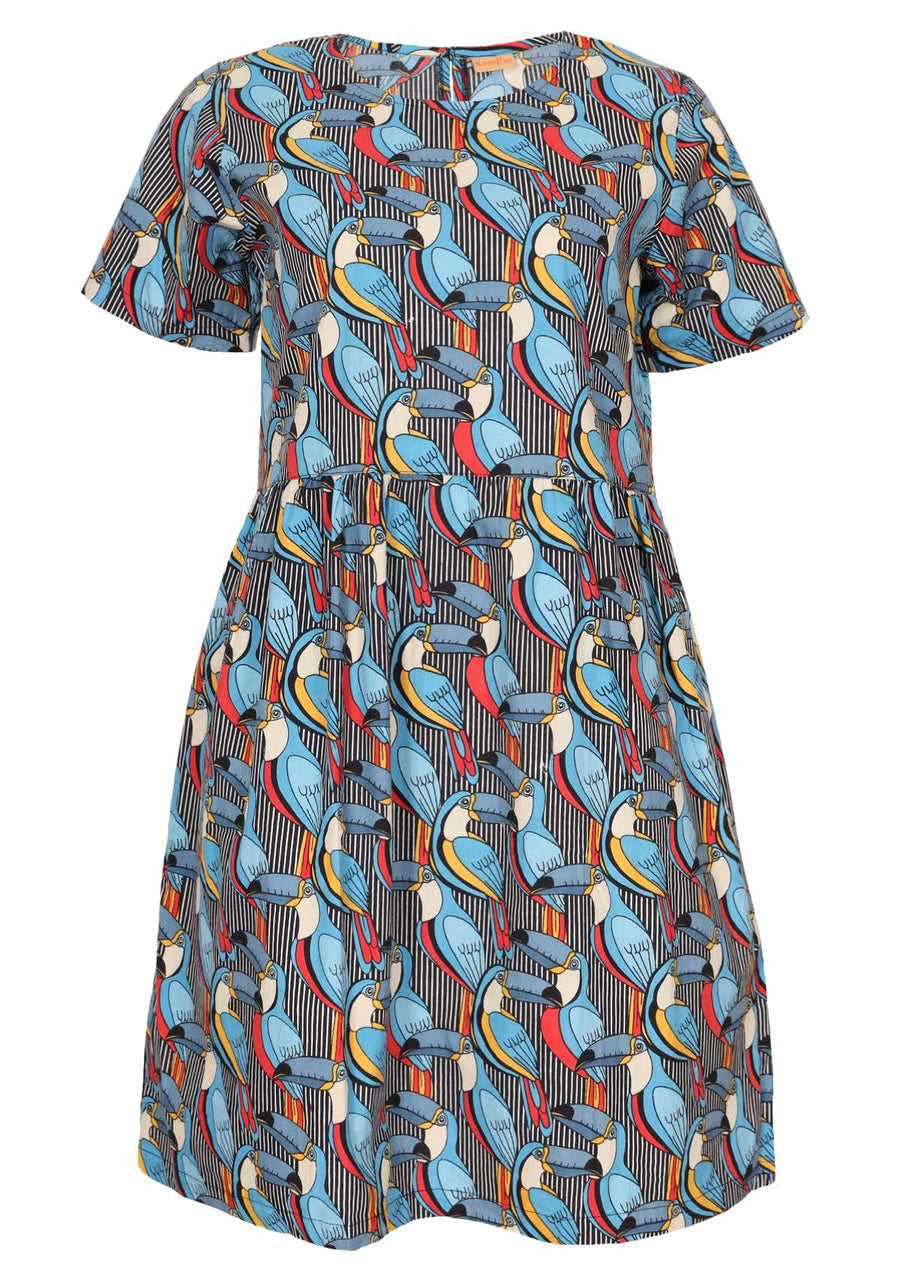 Mabel Dress Toucan