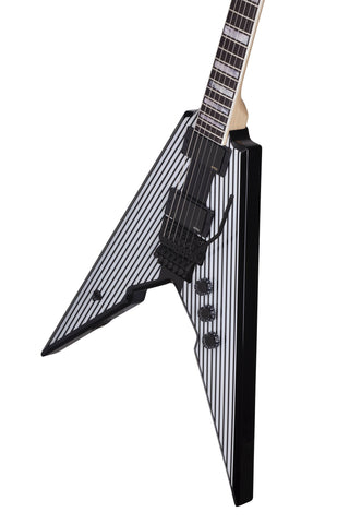 Wylde Audio Viking V FR Electric Guitar - Sobre Pedido