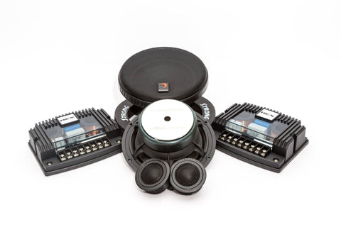 "Diamond Audio - Hex 6"" Premium Component Speakers H600S"
