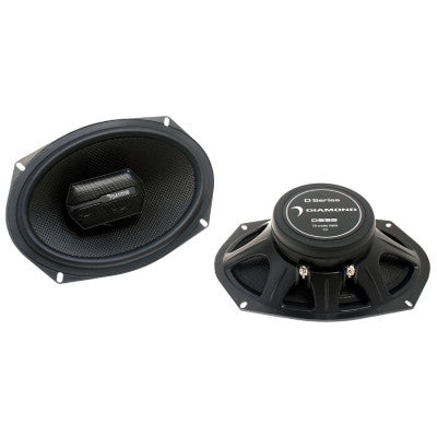 "Diamond 6x9"" Coaxial Speakers D693"