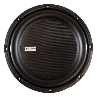 "Diamond Elite 12"" Subwoofer DE124"
