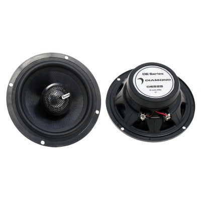 "Diamond Elite 5.25"" Coaxial Speakers DE525"