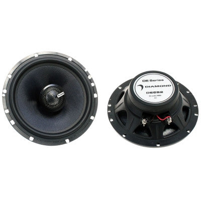 "Diamond Elite 6.5"" Coaxial Speakers DE652"