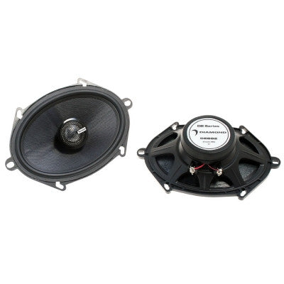 "Diamond Elite 6x8"" Coaxial Speakers DE682"