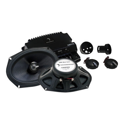 "Diamond Elite 6x9"" Component Speakers DE69C"