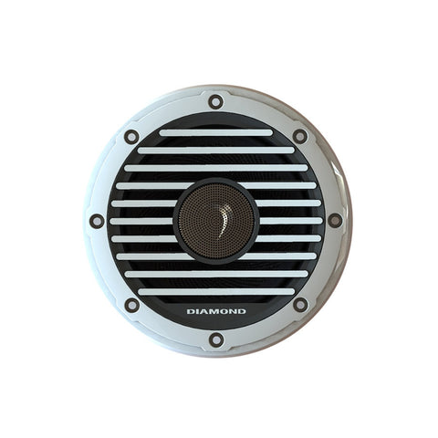 "Hex 5.25"" Coaxial Marine Speakers HXM525"