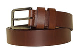Double Loop Leather Belt - BOP1.5L (Pack of 12)