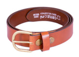 Men's Leather Belt - BOP1.5R (Packs) ash-cenzoni.myshopify.com