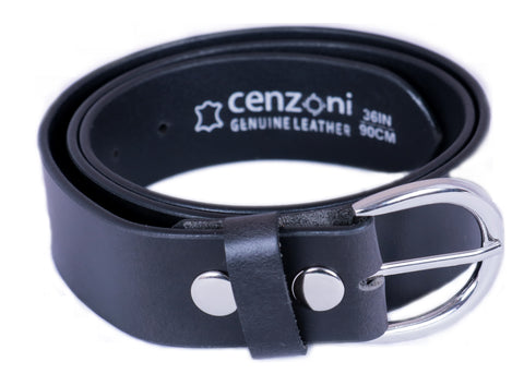 Men's Leather Belt - BOP1.75R ash-cenzoni.myshopify.com