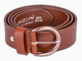 Men's Leather Belt - BOP1.75S ash-cenzoni.myshopify.com