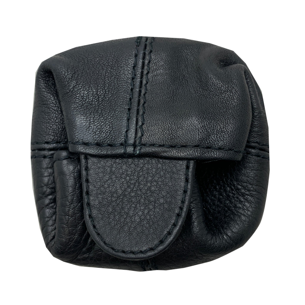 GL180A | Leather Coin Pouch