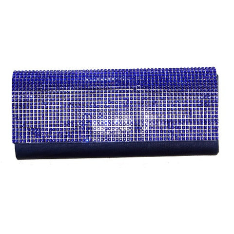 Ladies Evening Clutch Wallet - GLAM1-BAST1301-1