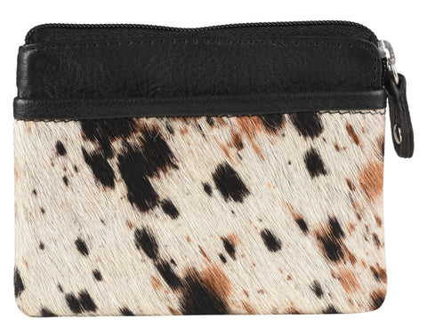HCCP382 | Coin Purse Hairon Leather ash-cenzoni.myshopify.com