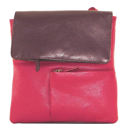 MS041 (NRF) | Lizzy leather bag