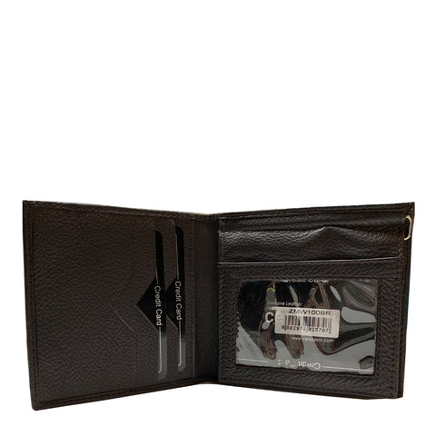 ZMW100 (NRF) | Men's Brown Wallet ash-cenzoni.myshopify.com