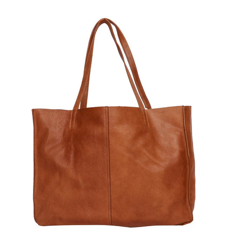 WL01 | Large Women's Leather Bag