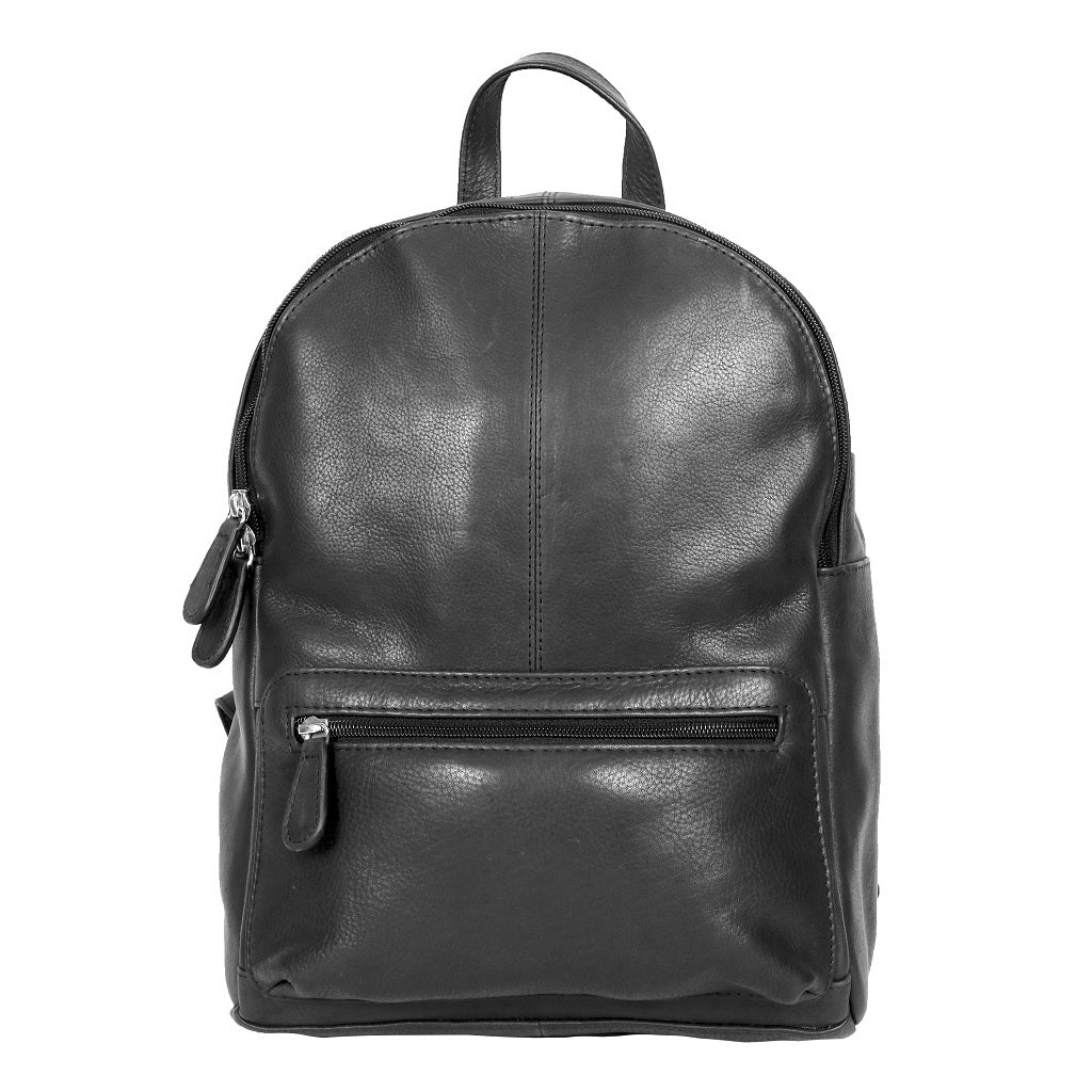 WL833 | Leather Backpack