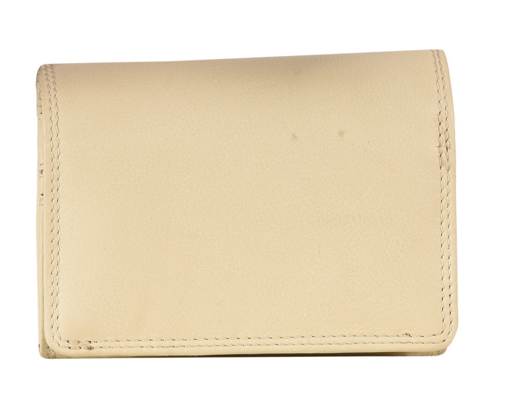 ZMX01(P) | Plain Small Wallet